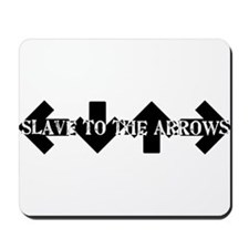 Slave To The arrows DDR ITG Mousepad
