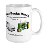 RBR Restorations Large Mug