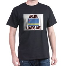 Aruba Loves Me T-Shirt