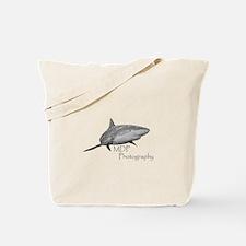 MDP Shark Logo Tote Bag
