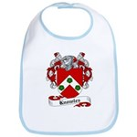 Knowles Family Crest Bib