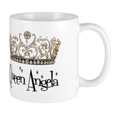 Queen Angela Mug