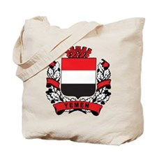 Stylish Yemen Crest Tote Bag