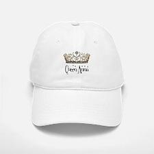 Queen Anna Baseball Baseball Cap