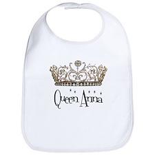 Queen Anna Bib