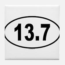 13.7 Tile Coaster