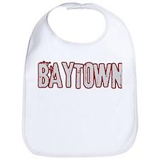 BAYTOWN (distressed) Bib
