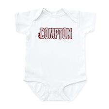 COMPTON (distressed) Infant Bodysuit