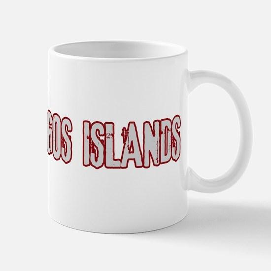 GALAPAGOS ISLANDS (distressed Mug
