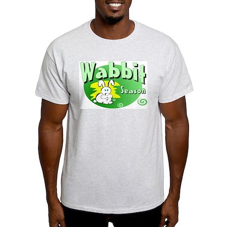 Bunny Wabbit Ash Grey T-Shirt