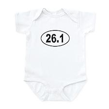 26.1 Infant Bodysuit