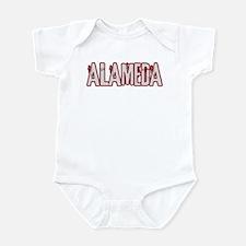 ALAMEDA (distressed) Infant Bodysuit