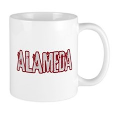 ALAMEDA (distressed) Mug