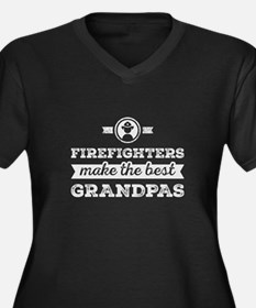 Firefighter Make The Best Grandp Plus Size T-Shirt
