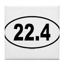 22.4 Tile Coaster