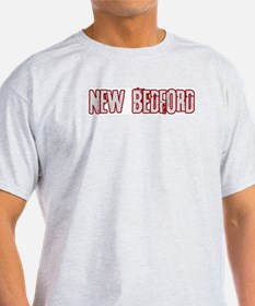NEW BEDFORD (distressed) T-Shirt