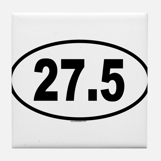 27.5 Tile Coaster