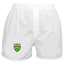 ONTARIO PROVINCE Boxer Shorts