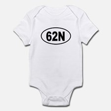 62N Infant Bodysuit