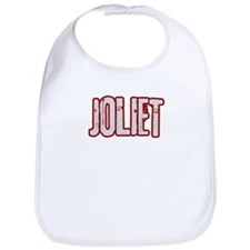 JOLIET (distressed) Bib