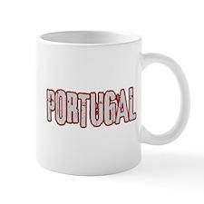 PORTUGAL (distressed) Mug