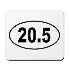 20.5 Mousepad