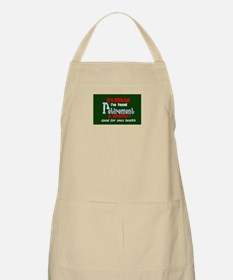 Retirement Is Good For You.:-) BBQ Apron