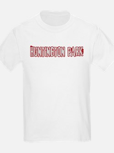 HUNTINGTON PARK (distressed) T-Shirt