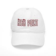 HIGH POINT (distressed) Baseball Cap