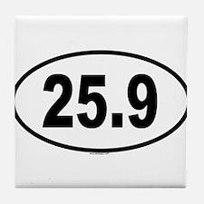 25.9 Tile Coaster