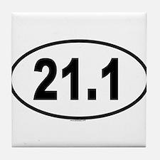 21.1 Tile Coaster