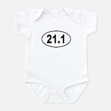 21.1 Infant Bodysuit