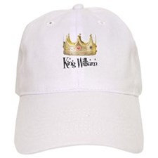 King William Baseball Cap