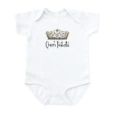 Queen Isabella Infant Bodysuit