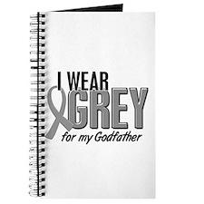 I Wear Grey For My Godfather 10 Journal