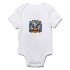 LANCASTER Infant Bodysuit