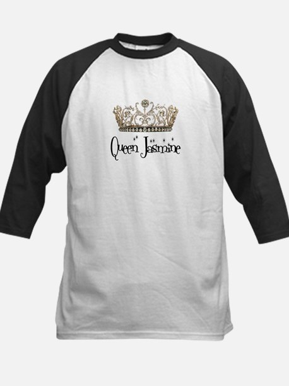 Queen Jasmine Kids Baseball Jersey