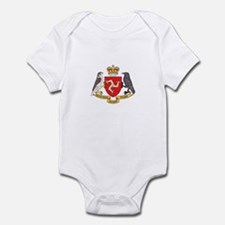 MAN ISLE Infant Bodysuit