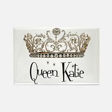 Queen Katie Rectangle Magnet