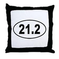 21.2 Throw Pillow