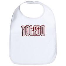 TOLEDO (distressed) Bib