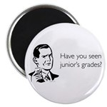 Junior's Grades Magnet