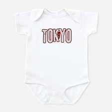 TOKYO (distressed) Infant Bodysuit
