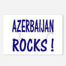 Azerbaijan Rocks ! Postcards (Package of 8)
