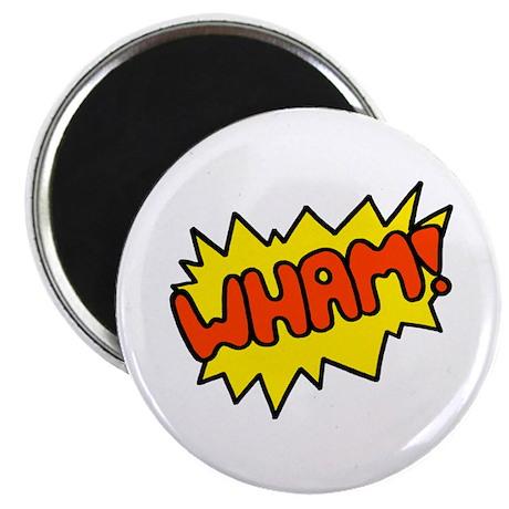 'Wham!' Magnet