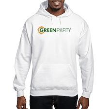 Green Party Logo (sunflower) Hoodie