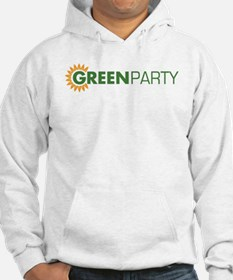 Green Party Logo (sunflower) Hoodie