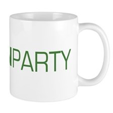 Green Party Logo (sunflower)  Mug
