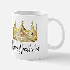 King Alexander Mug