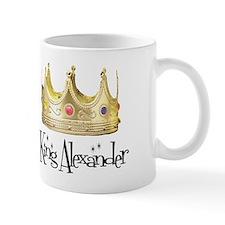 King Alexander Small Mug